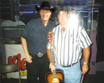 With Paul Brandt